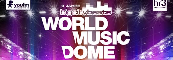 Mehr ist nicht genug!  BigCityBeats WORLD MUSIC DOME