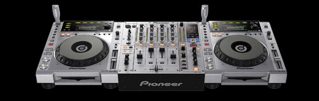 Pioneer präsentiert den DJM-750