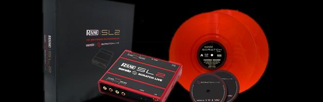 """Rane SL2-RSE erscheint in Europa als """"red Special Edition"""""""