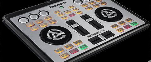 Numark stellt Mixtrack Edge vor