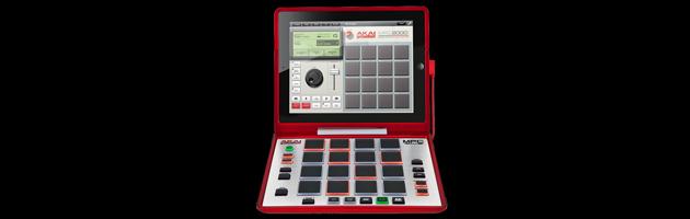 Akai Professional liefert MPC FLY 30 Pin aus
