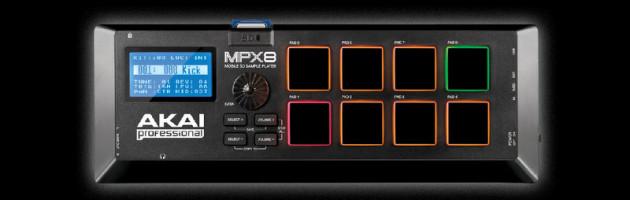 """AKAI Professional liefert """"MPX8"""" aus"""