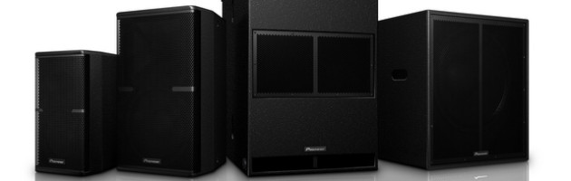 Pioneer stellt Club-Soundsystem vor