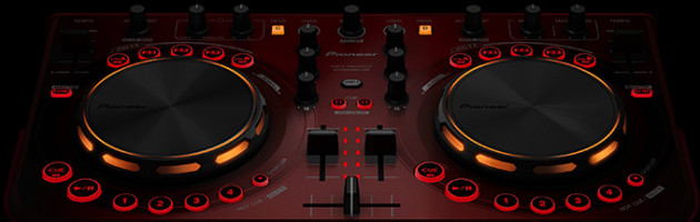 Pioneer stellt Digital DJ WeGO2 Konsole vor