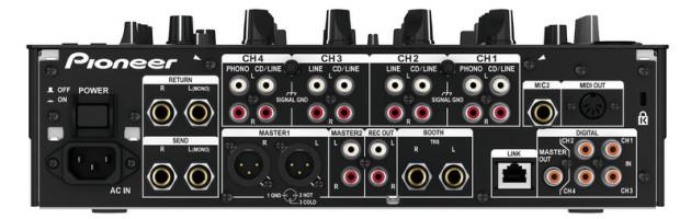 Pioneer stellt Mixer mit integrierter Serato-Soundkarte vor