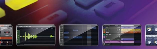 DVD Lernkurs stellt Lernkurs für NI Maschine vor