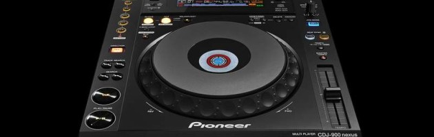 Pioneer stellt den CDJ-900NXS vor