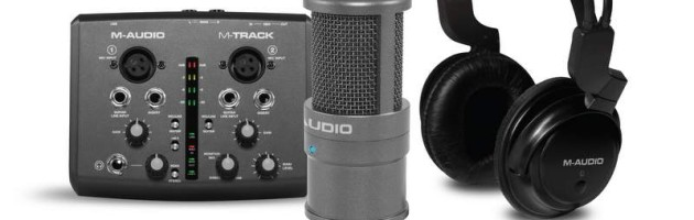 M-AUDIO stellt Vocal Studio Pro vor