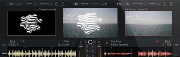Mixvibes stellt Cross 3 mit Videofunktion vor