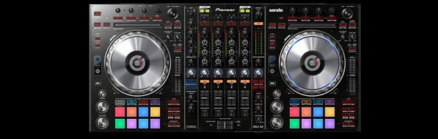 Pioneer DJ präsentiert den DDJ-SZ für Serato DJ