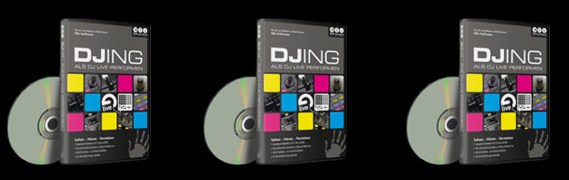 5x  DVD | DJing – Als DJ Live Performmen
