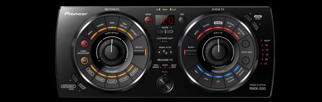 Pioneer DJ stellt die REMIX-STATION 500