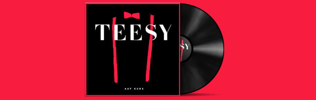 Teesy – Auf Kurs EP