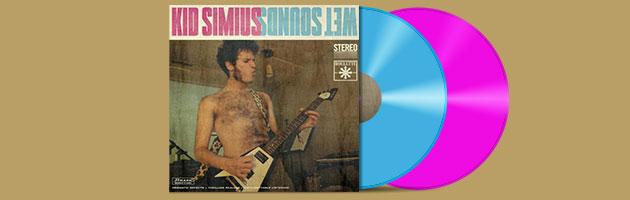 Kid Simius – WetSounds EP
