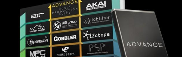 AIR Music Technology stellt Advance Music Production Suite vor
