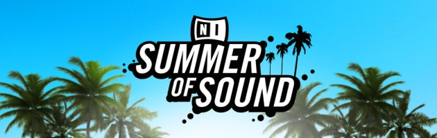 Native Instruments startet SUMMER OF SOUND