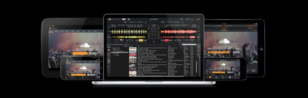 Mixvibes implementiert SoundCloud in Cross DJ