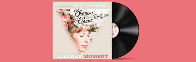 "Chapeau Claque & Pretty Pink:  ""Schöner Moment"""