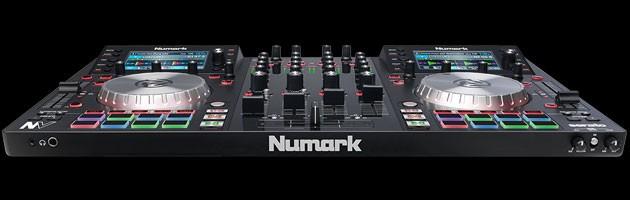 "Numark stellt neuen Controller ""NV"" vor"