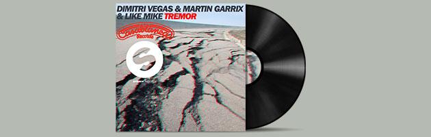 Dimitri Vegas & Martin Garrix & Like Mike – Tremor