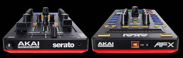 Neue Serato DJ Controller von Akai Pro