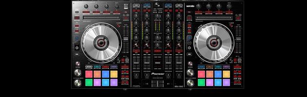Pioneer DJ stellt den DDJ-SX2 vor