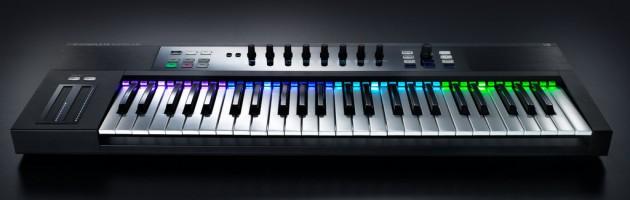 NI kündigt KOMPLETE KONTROL S-Series Keyboards an