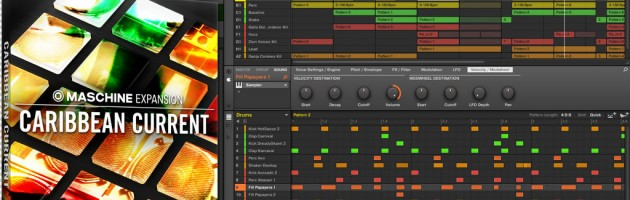 Native Instruments kündigt CARIBBEAN CURRENT Expansion an