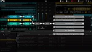 Selbst unerfahrene DJs kommmen mit der Menü-Struktur schnell zurecht