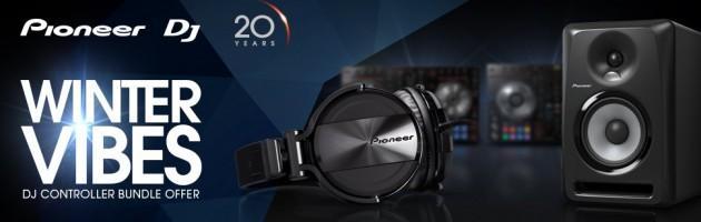 Pioneer bietet Winter Vibes Controller Paketangebot