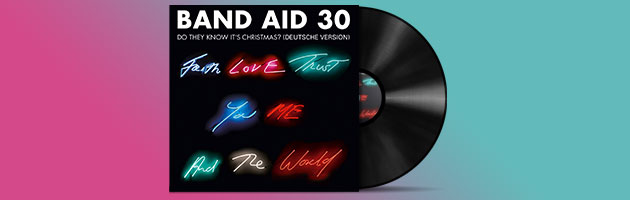 Band Aid 30 – Do they know it's Christmas
