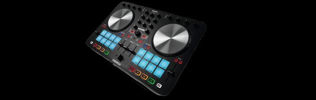 Reloop Beatmix 2 MK2 jetzt auch in Schwarz