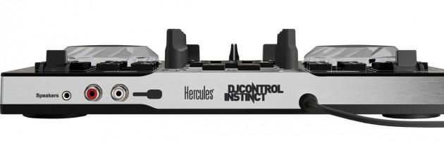 Hercules DJControl Instinct S Series bekommt ein neues Outfit