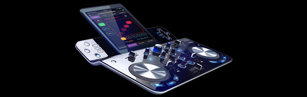 Hercules stellt kabellosen DJ-Controller vor