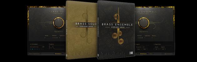 Native Instruments veröffentlicht Symphony Series – BRASS