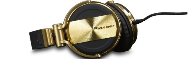 Pioneer DJ bringt HDJ-1500 in Gold heraus