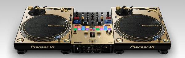 Pioneer stellt 2-Kanal-Mixer für Serato DJ vor