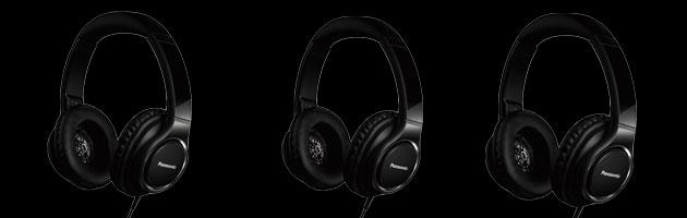 Panasonic stellt neuen Kopfhörer HD5 vor