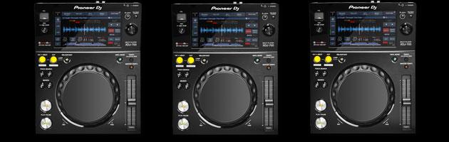 Pioneer bringt Digital-Player XDJ-700 heraus