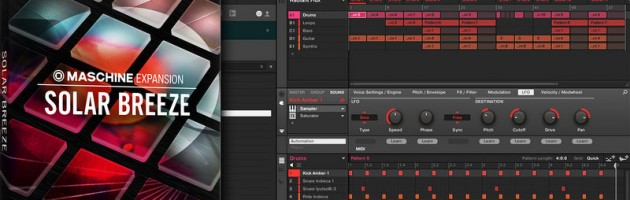 Native Instruments veröffentlicht SOLAR BREEZE Expansion