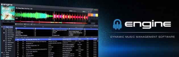 Denon DJ veröffentlicht Engine 1.5 Software