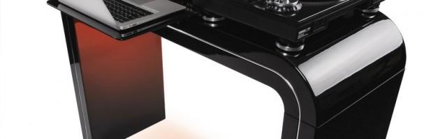 Glorious Session Cube: Ein smarter Designer-Tisch für Djs