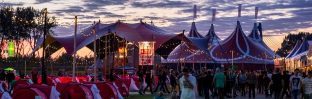 Mysteryland enthüllt Holy Ground Camping-Programm