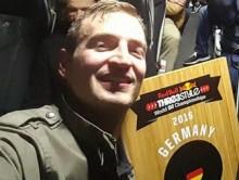 Berliner DJ PRO ZEIKO gewinnt deutschen Red Bull Thre3Style