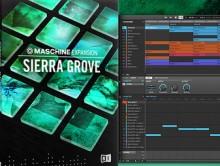 Native Instruments veröffentlicht SIERRA GROVE MASCHINE Expansion