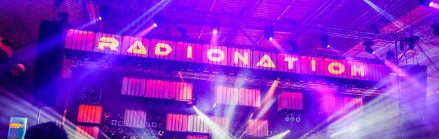 RadioNation 2016: 3 Sender – 20 DJs – Eine Nacht