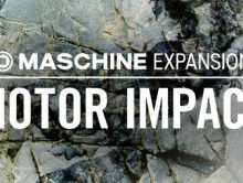 Native Instruments veröffentlicht MOTOR IMPACT Expansion für MASCHINE