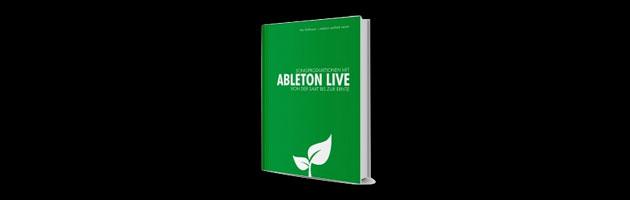 DVD Lernkurs nimmt Buch zu Ableton Live ins Sortiment