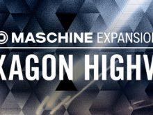 NI veröffentlicht HEXAGON HIGHWAY Expansion für MASCHINE