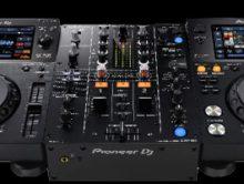 Pioneer mit neuem Zwei-Kanal-Mischer DJM-450